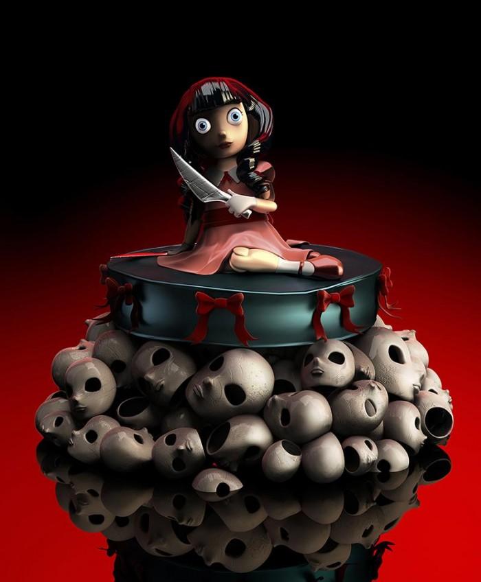 05-Al-Baldi-Creepy-doll