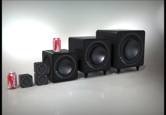 Cambridge Audio - Minx Group shot