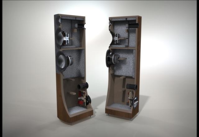 Mordaunt Short - Aviano 6 cutaway