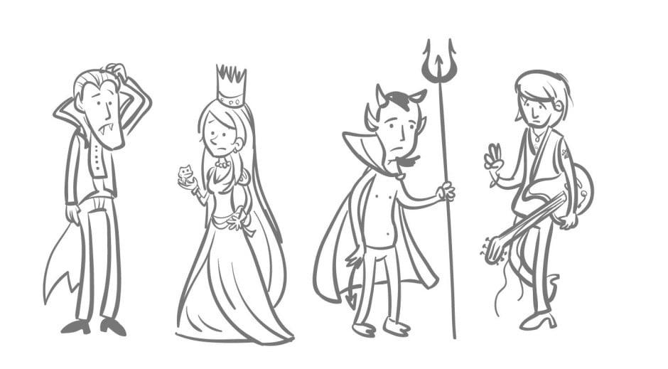 franfou-sketches