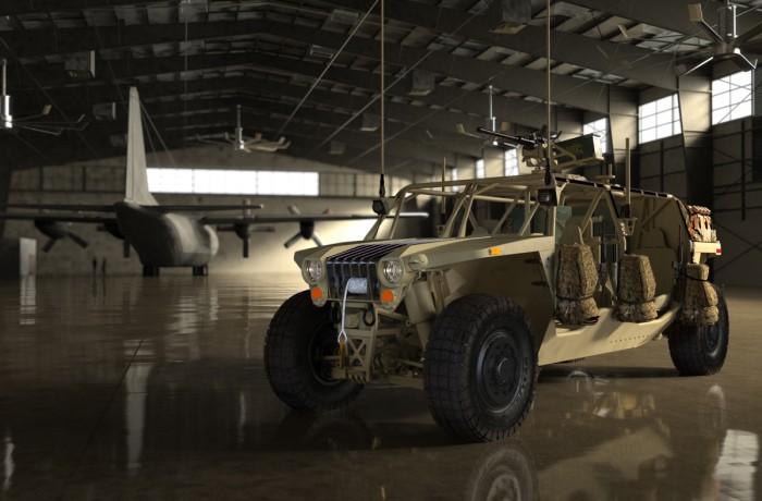 Hydra Design Labs Northrop Grumman GMV