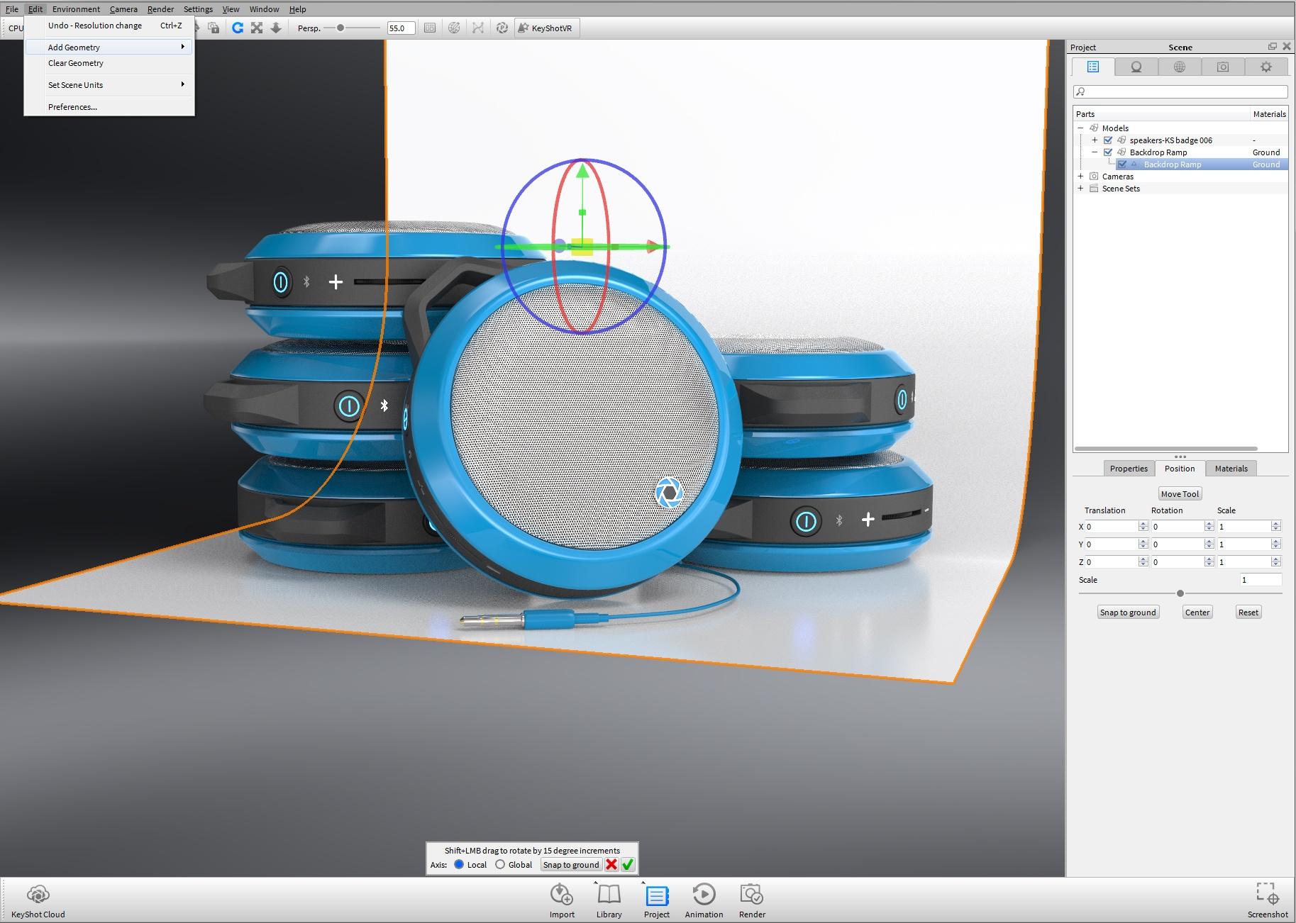 keyshot-adding-seamless-backdrop-01