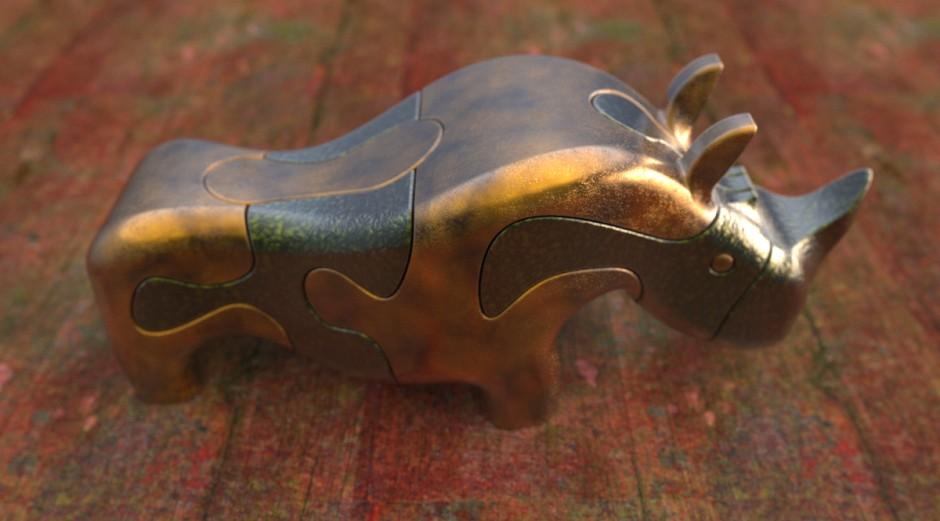 procedural-rhino-metal