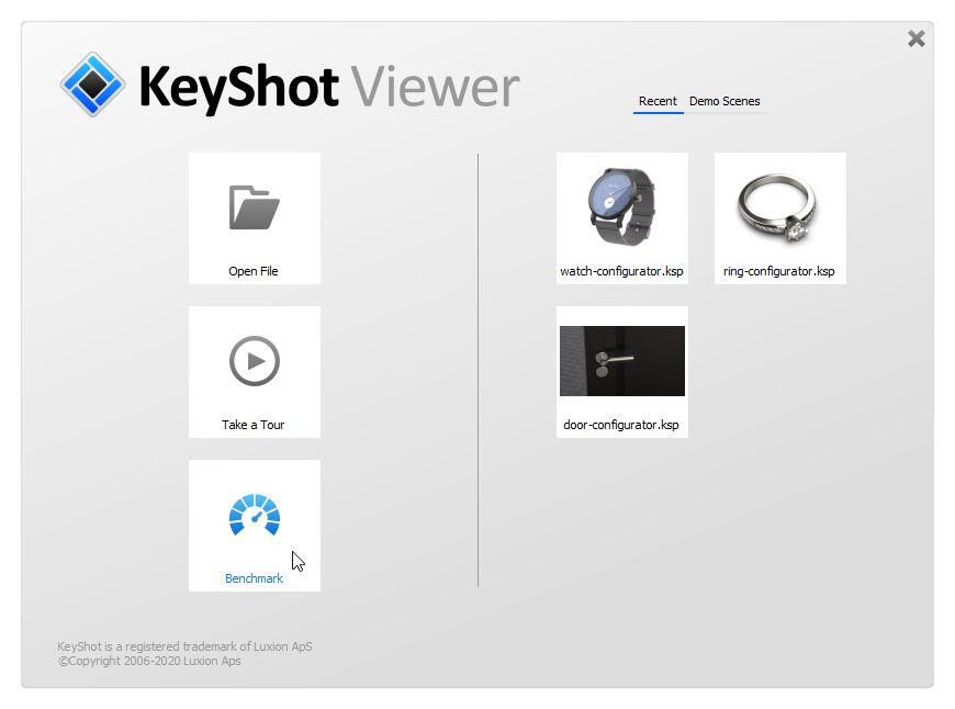 keyshot-viewer